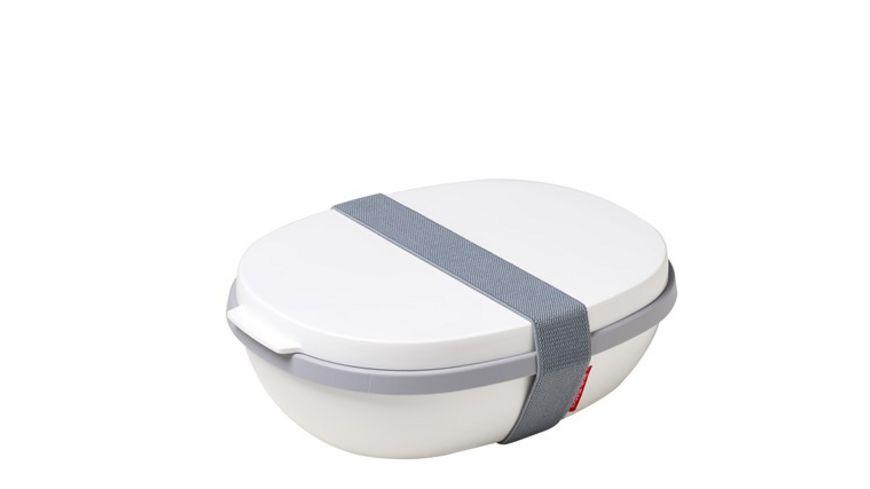 Rosti Mepal Lunchbox Ellipse Duo Weiss