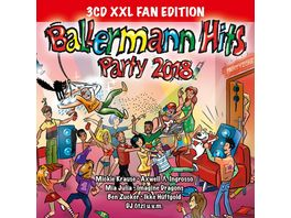 Ballermann Hits Party 2018 XXL Fan Edition