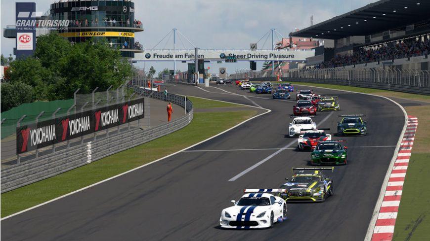 Gran Turismo Sport Day 1 Edition