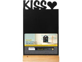 Securit Kreidetafel Kiss inkl 1 Stift