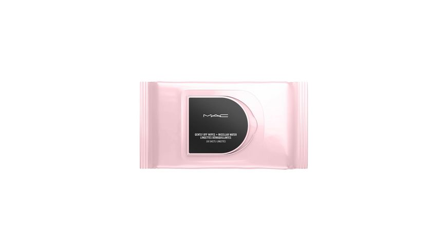 MAC Gently Off Wipes Micellar Water