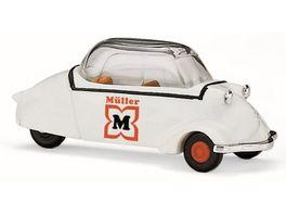 Busch 48801 Messerschmitt Kabinenroller 200 Mueller 1 87