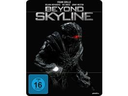 Beyond Skyline Uncut Steelbook