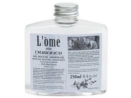 DURANCE L Ome Duschgel Shampoo frische Minze