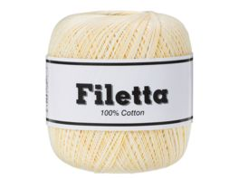 Filetta Haekelgarn 100g