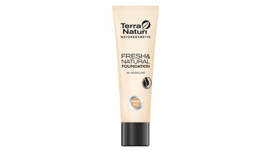 Terra Naturi Fresh Natural Foundation
