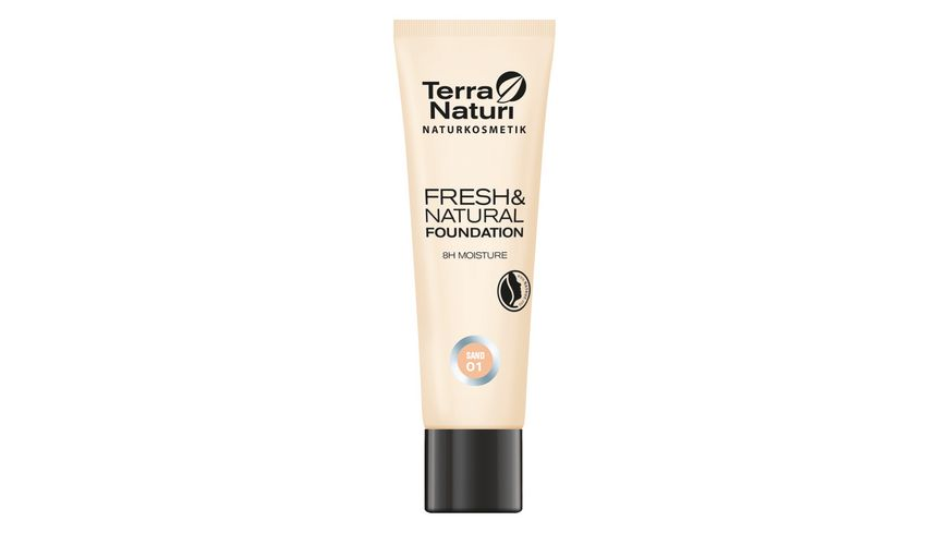 Terra Naturi Fresh Natural Foundation