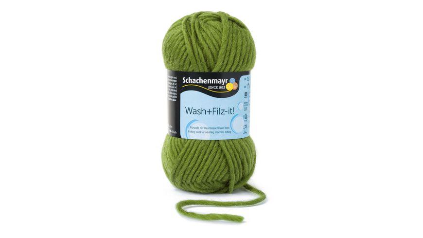 Schachenmayr Filzwolle Wash Filz it 50g