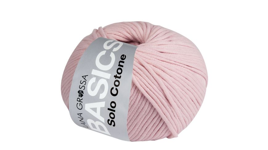 Lana Grossa Basic Solo Cotone