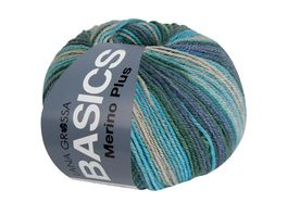 Lana Grossa Basic Merino Plus Print 50g