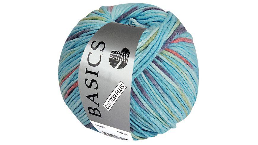 Lana Grossa Basic Cotton Plus Print