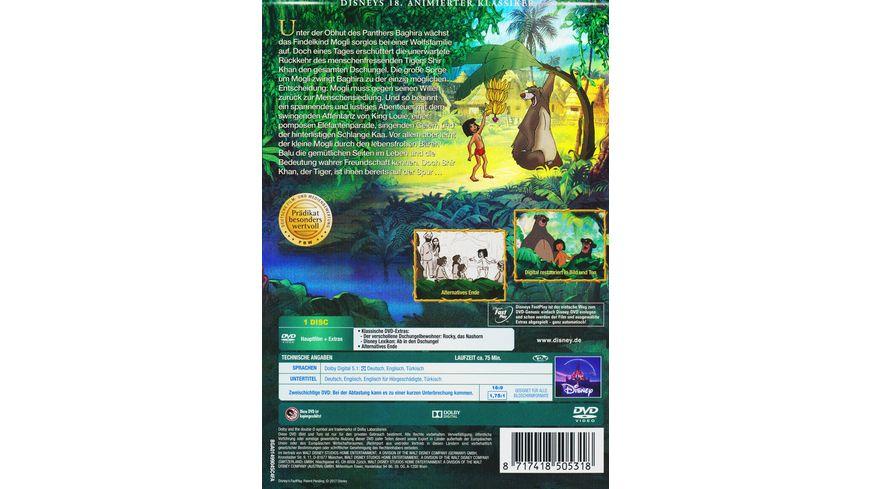 Das Dschungelbuch Disney Classics