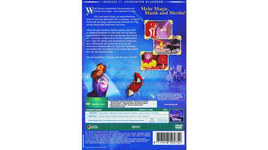 Die Hexe und der Zauberer Disney Classics