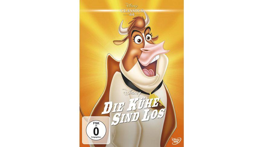 Die Kuehe sind los Disney Classics