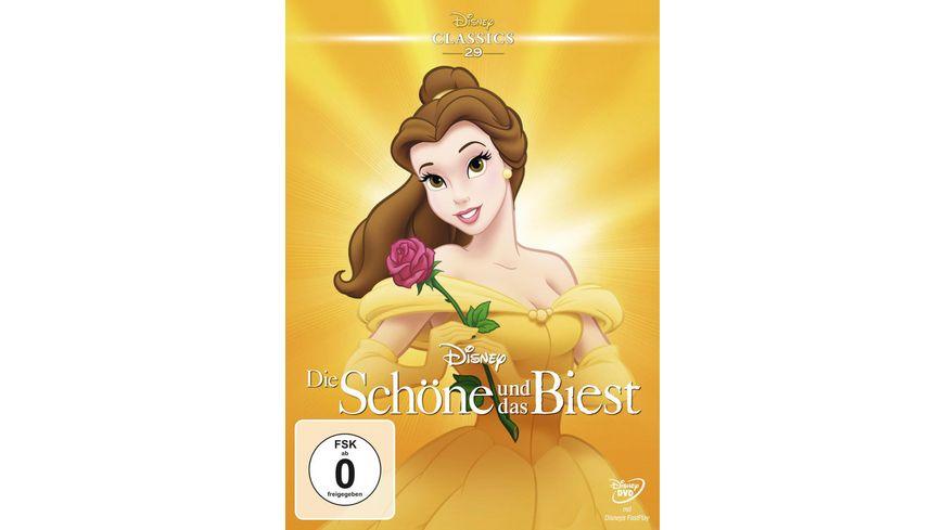 Die Schoene und das Biest Disney Classics