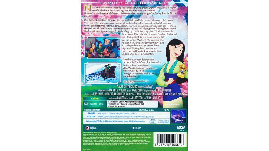Mulan Disney Classics