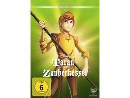 Taran und der Zauberkessel Disney Classics