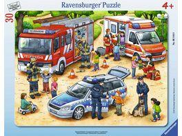 Ravensburger Puzzle Spannende Berufe 30 Teile