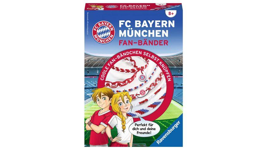 Ravensburger Beschaeftigung FC Bayern Muenchen Fan Baender