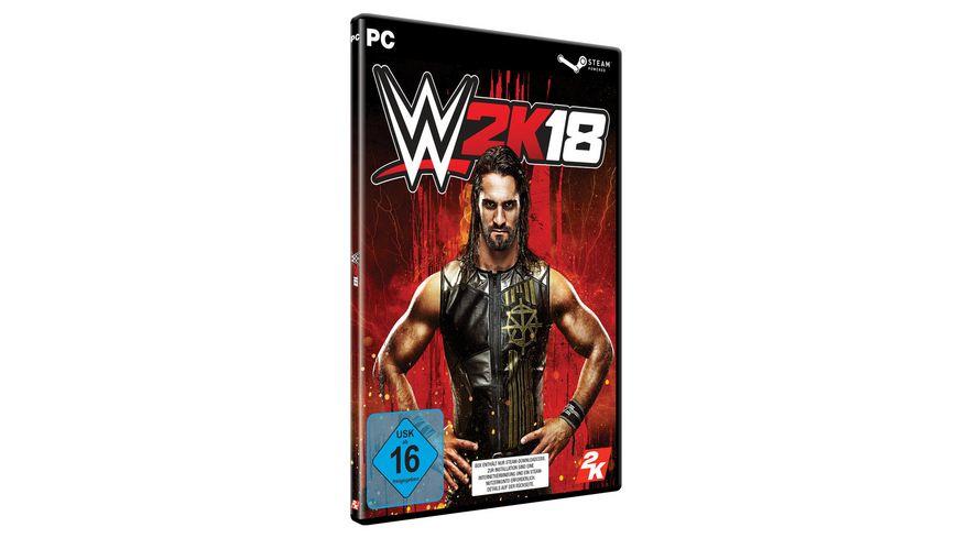 WWE 2K18 Code in a Box