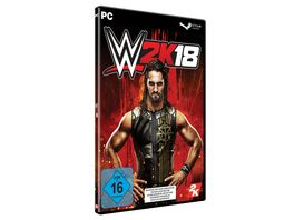 WWE 2K18 Code in a Box