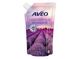 AVEO Fluessigseife Lavendel Nachfuellbeutel