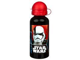 Undercover Star Wars 8 Alu Trinkflasche 400 ml