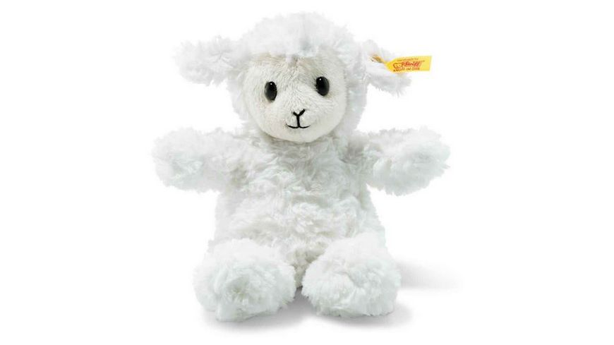 Steiff Soft Cuddly Friends Fuzzy Lamm 18 cm