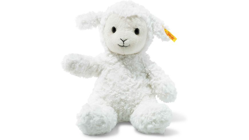 Steiff Soft Cuddly Friends Fuzzy Lamm 28 cm