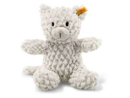 Steiff Soft Cuddly Friends Whiskers Katze 28 cm