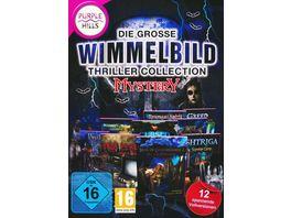 Die grosse Mystery Wimmelbild Thriller Collection