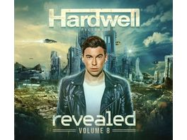 Hardwell Presents Revealed Vol 8