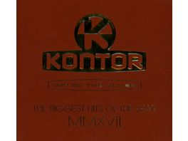 Kontor Top Of The Clubs Biggest Hits Of MMXVII