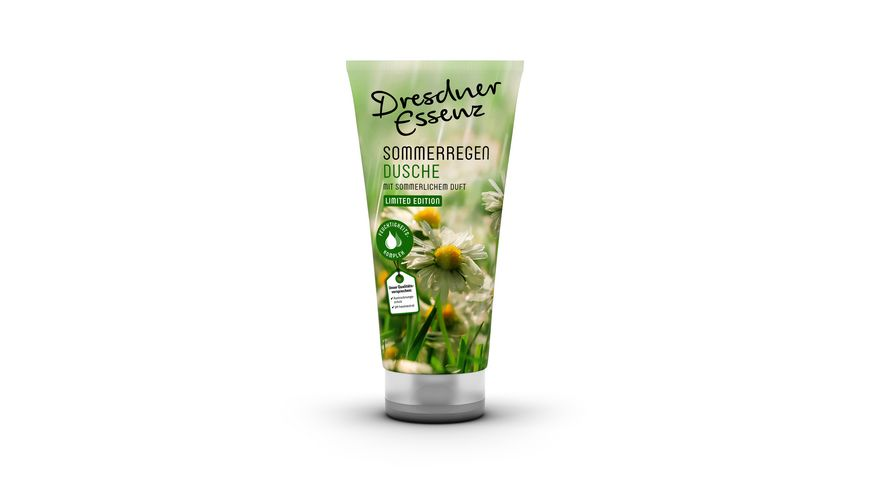 Dresdner Essenz Pflegedusche Sommerregen