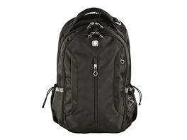 WENGER Rucksack mit Notebookfach schwarz