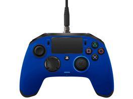 NACON PS4 Revolution Pro Controller Offiziell lizenzenziert blue