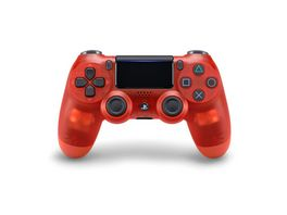 PS4 Controller Dualshock 4 Crystal Red