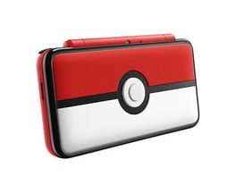 Nintendo New 2DS XL Konsole Pokeball Edition