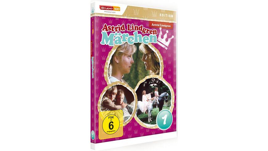 Astrid Lindgren Maerchen Vol 1