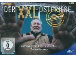 Der XXL Ostfriese Nur das Beste 2 DVDs
