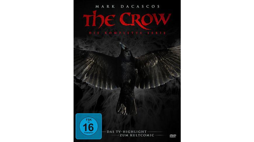 The Crow Die komplette Serie 6 DVDs