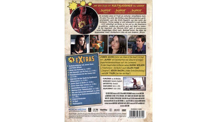 Super Shut Up Crime Mediabook Edition 2 DVDs