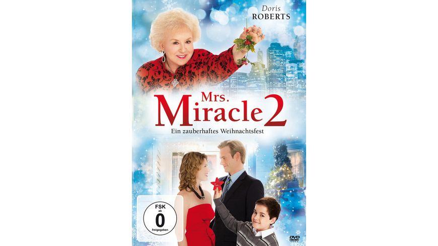 Mrs Miracle 2 Ein zauberhaftes Weihnachtsfest