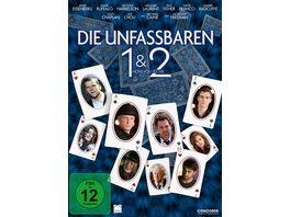 Die Unfassbaren Now you see me 1 2 2 DVDs