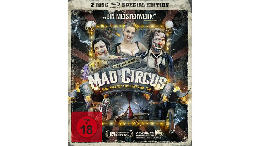 Mad Circus Eine Ballade von Liebe und Tod SE 2 BRs