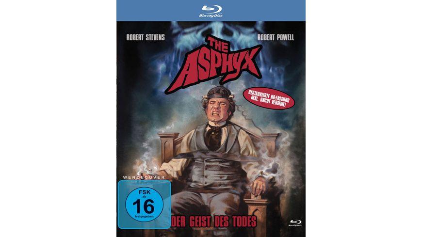 The Asphyx Der Geist des Todes Unuct LE