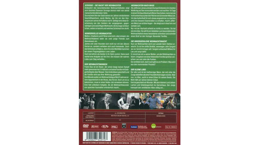 Die schoensten Weihnachtsklassiker 2 DVDs