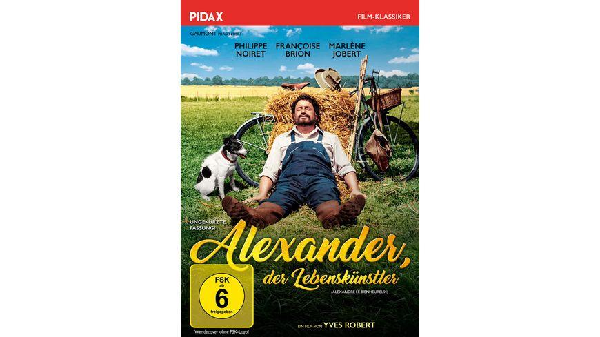 Alexander der Lebenskuenstler