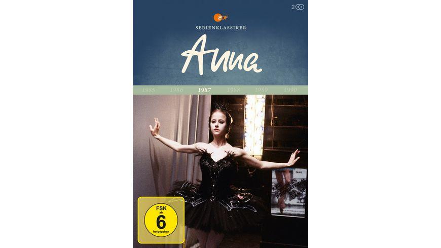 Anna Die komplette Serie 2 DVDs