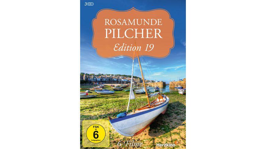 Rosamunde Pilcher Coll 19 3 DVDs